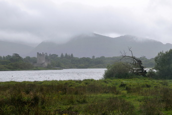 Ross Castle et le Lac de Killarney