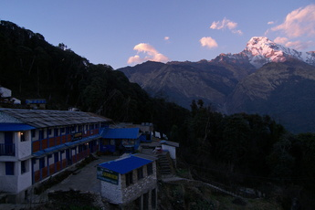 Tadapani et l'Annapurna South
