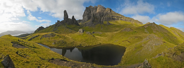 Old man of Storr et The Storr