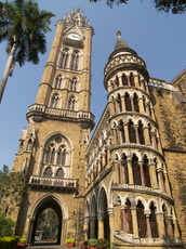 University Convocation Hall à Bombay