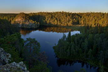 Ristikallie (Oulanka national park)